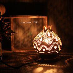 ひょうたんランプ--とろけるパフェ-- by bunbun383 家具