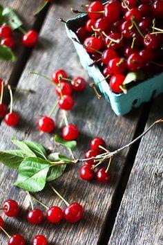 cherries just like those in Traverse City, MI
