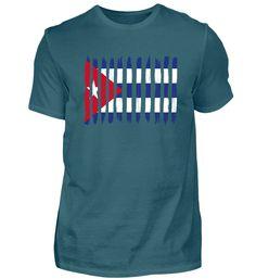 heimat heimat herkunft stolz Kuba T-Shirt Basic Shirts, Mens Tops, Fashion, Cuba, Proud Of You, Moda, Fashion Styles, Fashion Illustrations