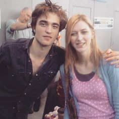 New-Old Picture of Rob from Collectormania in 2006, Harry Potter Promo