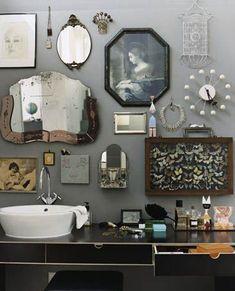 Créer son cabinet de curiosités - Create a Curiosities Cabinet