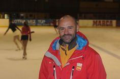 ¿Quieres conocer a nuestros entrenadores? Ivan Sáez    La Nevera - Pista de Hielo - Majadahonda