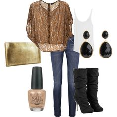 casual christmas attire for women | decided to put together some casual holiday outfits for inspiration ...