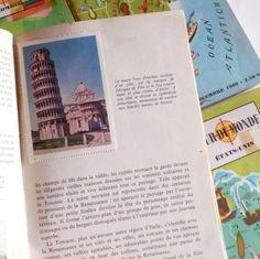 Revue mensuelle Tour du Monde. L'Italie. Année : 1960.