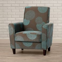 Found it at Wayfair - Wade Arm Chair