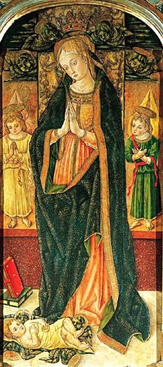 Vittorio+Crivelli+(Italian+artist,+c+1440-1501)+Detail+of+Madonna+and+Child+with+2+Saints.jpg (288×648)