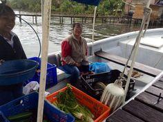 The veggie boat