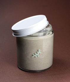 This natural lavender cream deodorant recipe is free of irritating baking soda and contains only natural ingredients like arrowroot powder, magnesium hydroxide and bacteria fighting neem oil. In addition, it can be used for other skin care issues. In addition to using this lavender cream deodorant under your arms to fight odor, also try it on your feet to keep them from sweating and stinking in hot shoes, or on your face solo or underneath makeup to keep your face shine free and fight acne!