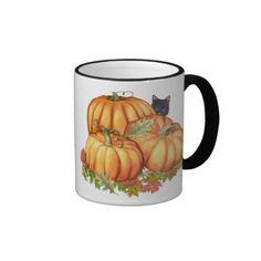 Autumn Bounty Mugs