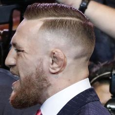 Connor Mcgregor, Conor Mcgregor Style, Notorious Conor Mcgregor, Girls Short Haircuts, Haircuts For Men, Conor Mcgregor Hairstyle, Short Hair Cuts, Short Hair Styles, Barber Haircuts