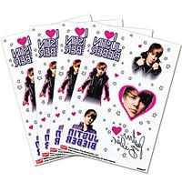 Justin Bieber Party Supplies - omg Makayla would love his for her party