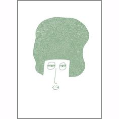 -Lady in green-  what we used to call our great grandma because she once wore a green dress.  A5
