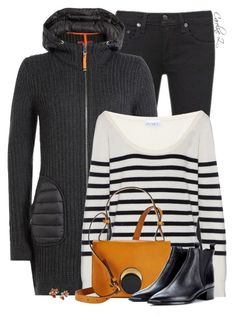 """""""Simple Day!"""" by carolinez1 ❤ liked on Polyvore featuring rag & bone/JEAN, Parajumpers, Raey, Marni, Acne Studios and Betsey Johnson"""