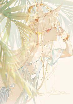 Anime Neko, Kawaii Anime Girl, Anime Art Girl, Manga Girl, Manga Anime, Anime Guys, Character Design Girl, Character Art, Ecchi