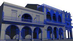 Havana Havana, San Francisco Ferry, Cuba, Taj Mahal, Explore, Mansions, House Styles, Building, Travel