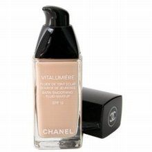 Chanel Vitalumieries Foundation Review: http://www.beautyandfashiontech.com/2008/01/chanel-foundations-vitalumieries-and-double-perfection-makeup.html