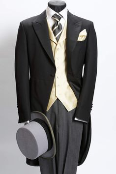 Browse suits for grooms, tuxedos, morning suits and other wedding styles for men (BridesMagazine.co.uk)