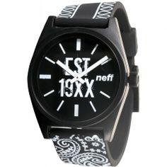 MGK Watch | Neff Watches