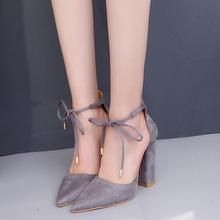 f1543480c Pumps Party Pointed Toe High Heels Women shoe Ladies Footwear Comfortable  Fashion Sexy Wedding shoe Pointed