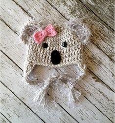 Baby Crochet Pilot Hat, Newborn Aviator Hat, , Baby Boy Hat Beanie, Newborn Hat Photo Prop 100% cotton #crochethats