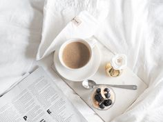 Coffee In Bed, Iced Coffee, Fashion Branding, Morning Coffee, Branding Design, Photoshoot, In This Moment, Luxury, Tableware