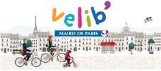 Bike rental in Paris like CAR2GO stateside