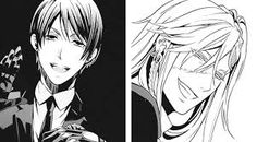 Black Butler - Undertaker & Vincent ... MY FAVORITES