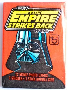 vintage star wars trading cards - Google Search