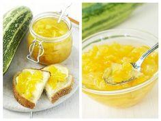 DULCEAȚĂ de DOVLECEI și LĂMÂIE – fină, parfumată, cu gust de ananas | La Taifas Sweet Recipes, Cantaloupe, Cakes, Party, Kitchen, Canning, Pineapple, Marmalade, Salads