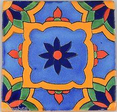 mexican talavera patterns - Google Search