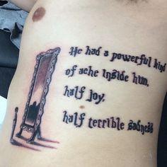 """Finally got the potter part finished. Next is Alice in wonderland! #tattoo #potterfanboy #harrypottertattoo #guyswithtattoos #tattoosofinstagram"""