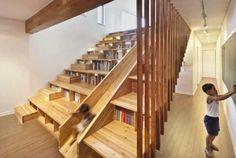 3 in 1 - bookshelf, staircase and slide