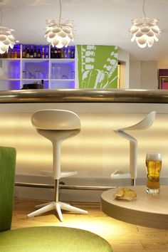 Bar Ibis Styles Lille Aéroport  #hotel #IbisStyles #Lesquin #HotelLesquin #HotelLille