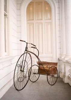 Great Bicycle Decor @ cpbride.com/blog