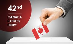 housand candidates who secured 491 or more points in the Comprehensive Ranking System in the 42nd express entry draw have been invited to apply for Canada PR.