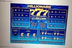 Scratchcard, lottery Strategy - how to dramatically improve your odds