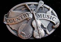 A History of Popular Music - Country Music