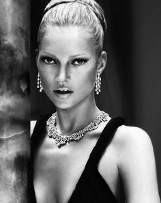 Kate Moss for Bulgari