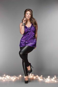 811bb9fd60 Ashley Graham in Addition Elle Holiday 2011 Look Book  additionelle   ashleygraham  lookbook