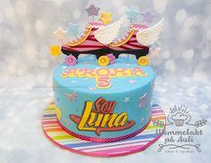 Soy Luna Cake, Birthday Cake, Cupcakes, Jar, Desserts, Pink, Instagram, Food, Birthday Cakes
