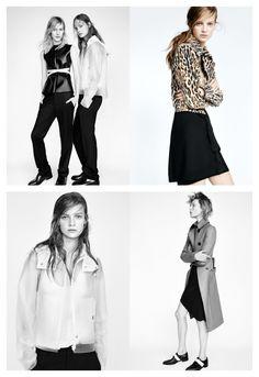 Avance Moda Zara Otoño - Invierno 2014: Campaña AW - 14