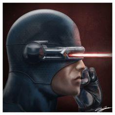 Cyclops by AndyFairhurst on @DeviantArt