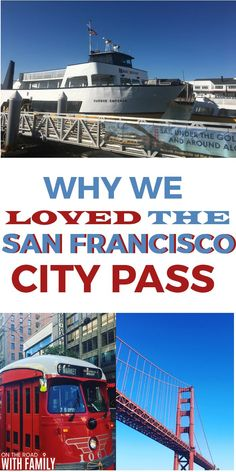 San Francisco City Pass | Visit one of the USA's most exciting cities