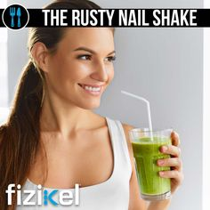 The Rusty Nail sounds ugly, but it's anything but! This protein shake combines mangos, pineapples, blackberries, spinach, and kale for a tasty and nutritious dose of protein.    #MYM #MoveYourMountain #food #foodie #instafood #igfood #foodstagram #yum #hungry #forkyeah #dailyfoodfeed #onthetable #foodandwine #foodphotography #Fitfood #Fitness #MustEat #PowerMeals #PowerShakes #PowerSnacks #PowerBreakfast #PowerFuels #PFs #fizikelfuel