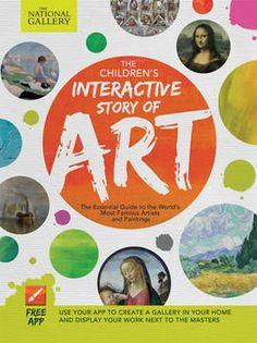 The Children's Interactive Story of Art - Hardback - 9781783121304 - Susie Hodge