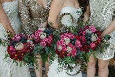Tegan Buchanan & Michael Preston - David Campbell Imagery - Real Weddings - Real Weddings, Article, Profile