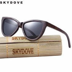S K Y D O V E Store  Small Orders Online Store Hot Selling  and more on Aliexpress.com Wooden Sunglasses, Mirrored Sunglasses, Sunglasses Women, Oval Sunglasses, Oakley Latch, Polarized Glasses, Oakley Flak Jacket, Womens Glasses, Brown And Grey