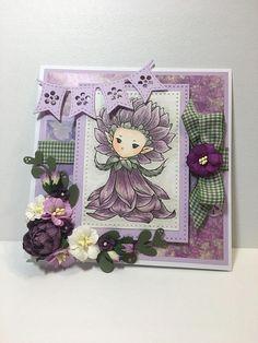 Dalia Sprite card