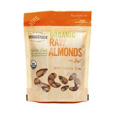 Shop WOODSTOCK Organic Raw Almonds at wholesale price only at ThriveMarket.com