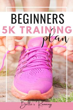 Beginners 5k training plan + race day tips. Want to take up running but not sure where to even start? Here is a training plan to get up to the 5k distance and I've even put together some first race day tips for you #5ktrainingplan #beginnersrunning #running Running Tips Beginner, Running Training Plan, Race Training, How To Start Running, Running Workouts, Leg Workout At Home, Workout At Work, Fitness Tips For Women